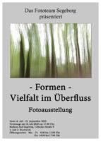 Formen - Plakat